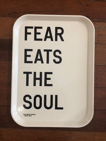 Rirkrit Tiravanija Edition - Fear Eats The Soul