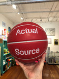 Basketball by Actual Source Design