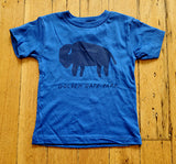 GOLDEN GATE BISON TEE KIDS
