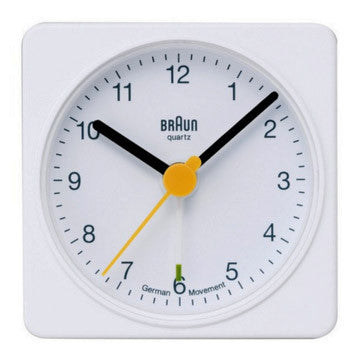 BRAUN ALARM TRAVEL ALARM CLOCK