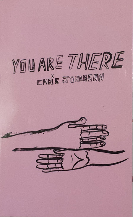 alleged press, you are there chris johanson zine