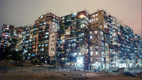 CITY OF DARKNESS - WALLED CITY OF KOWLOON