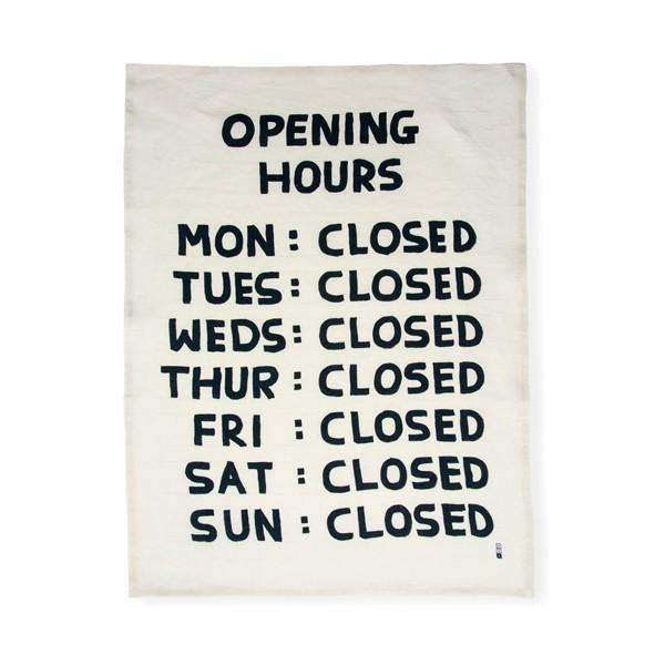 SHRIGLEY TEA TOWEL (Closed)