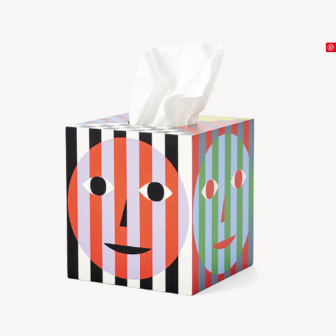 Dusen Dusen // Everybody Tissue Box