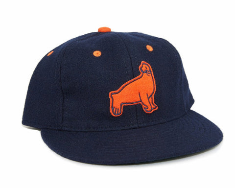 Ebbets Field San Francisco Seals Mascot Hat