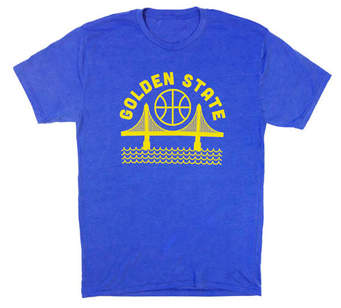 GOLDEN STATE TEE MENS