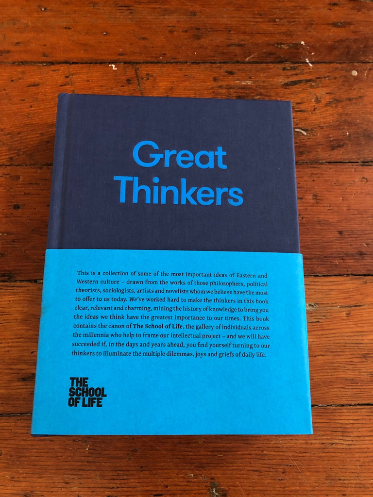 Great Thinkers - School of Life