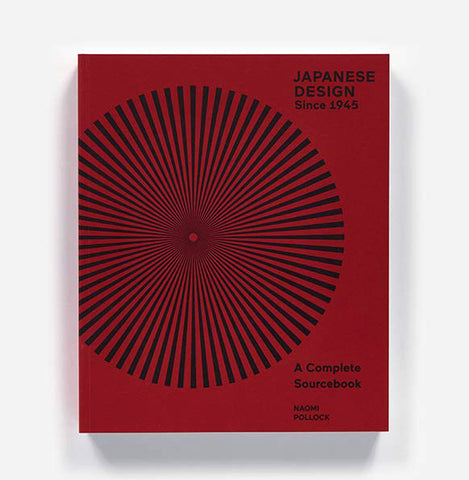 Japanese Design Since 1945 - A Complete Source Book