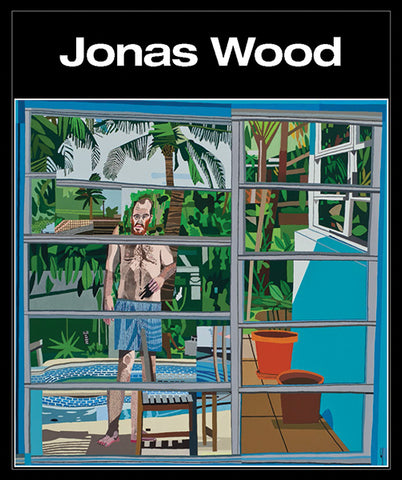JONAS WOOD - PAINTING AND DRAWINGS