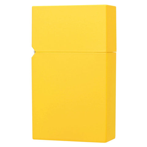 Hard Edge Japanese Lighter - Yellow