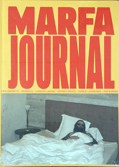 MARFA JOURNAL 1