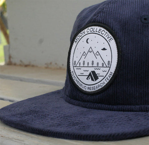 Moon Collective Patch Hat