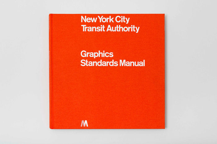 NYC Transit Authority Graphic Standards Manual