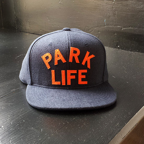 PARK LIFE WOOL HAT (NAVY)