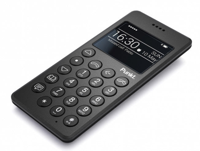 Punkt MP01 Mobile Phone