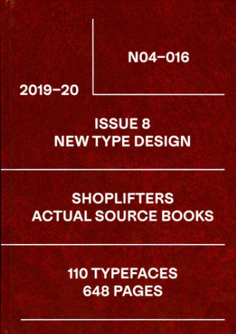 Shoplifters 8: New Type Design (Revised and Expanded)