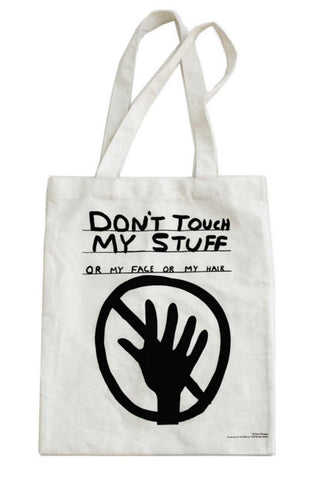 David Shrigley Tote Bag
