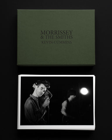 MORRISSEY & THE SMITHS POSTCARDS - KEVIN CUMMINS