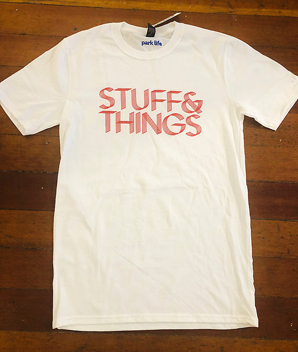 STUFF AND THINGS TEE MENS