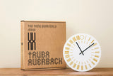 TAUBA AUERBACH 24 HR CLOCK - LIMITED EDITION
