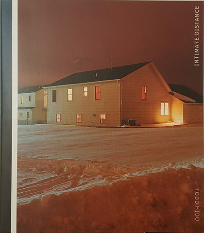Todd Hido - Intimate Distance - Signed First Edition