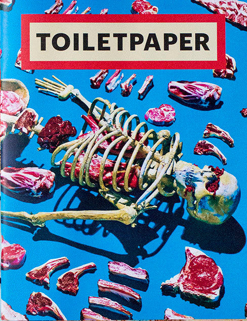 Toilet Paper Issue 13, Special Edition
