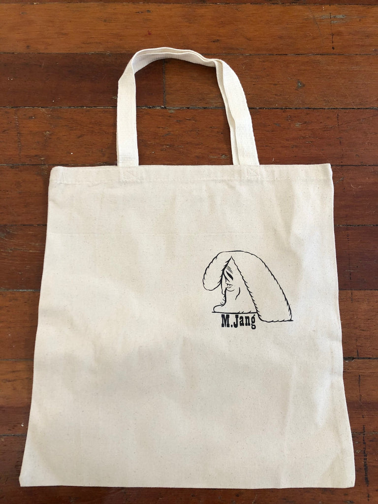 Michael Jang/Barry McGee Tote Bag