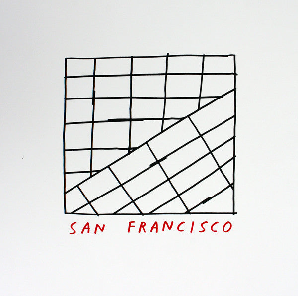 TUCKER NICHOLS SAN FRANCISCO GRID MAP