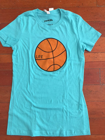 BALL IS LIFE WOMENS TEE