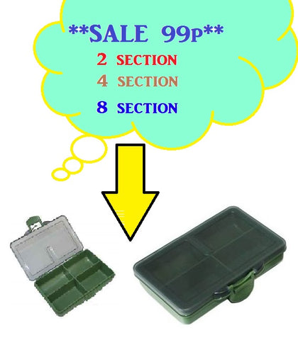 **99p Sale hook boxes**