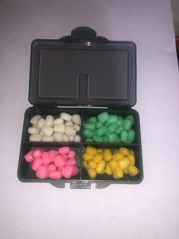 100pc medium night glow corn in a box