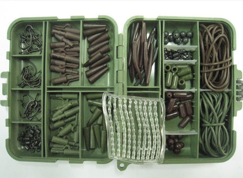 Carp Kit Box With Tackle