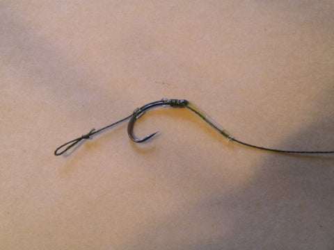 10 Adjustable Hair Rigs 15lb Nash NXT Braid