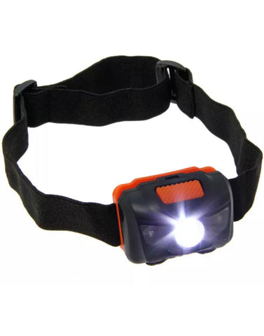 NGT 100 LUMEN LED HEAD LIGHT TORCH