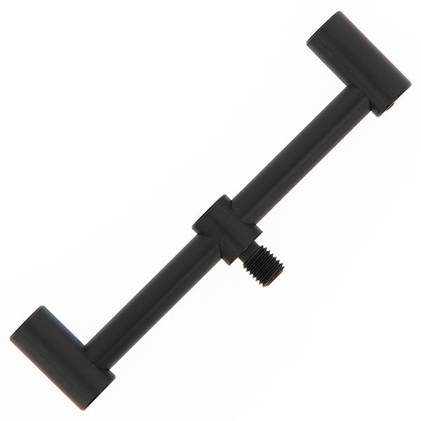 1x  13Cm Black Aluminium 2 Rod Buzz Bars