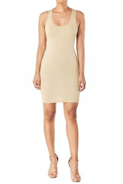 Bodycon Slip Dress - Lika Love