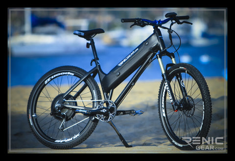 Renic Electric Assist Bicycle