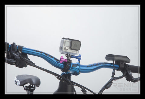 gopro bar clamp system is perfect for our wingboltz
