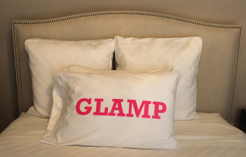Glamp Pillowcase