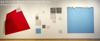 Rachael Wong : Shape and Place
