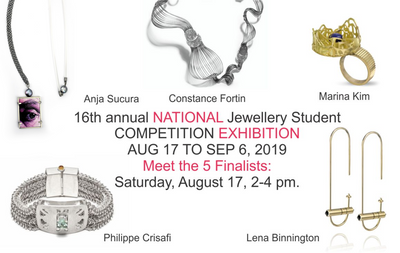 16th Annual National Jewellery Student Competition