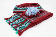Pang - 100% wool scarves and hats   Various colours and sizes available in the gallery  Pangnirtung, Nunavut
