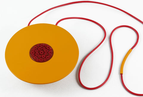 Red/Yellow Pendant