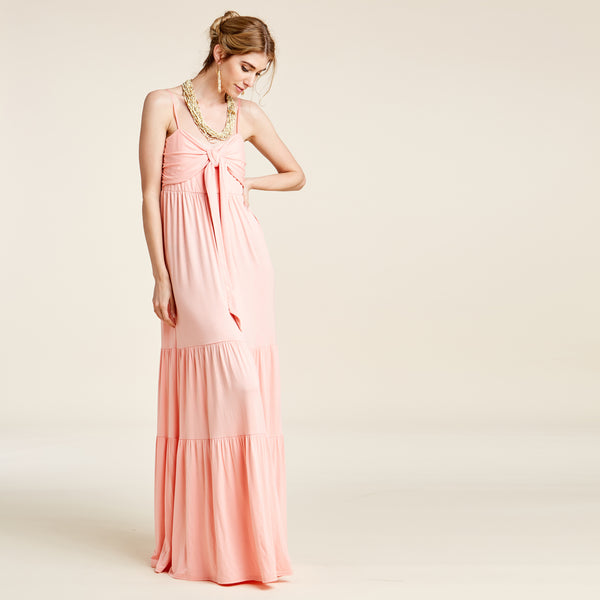 Sweetheart Rivulet Maxi Dress