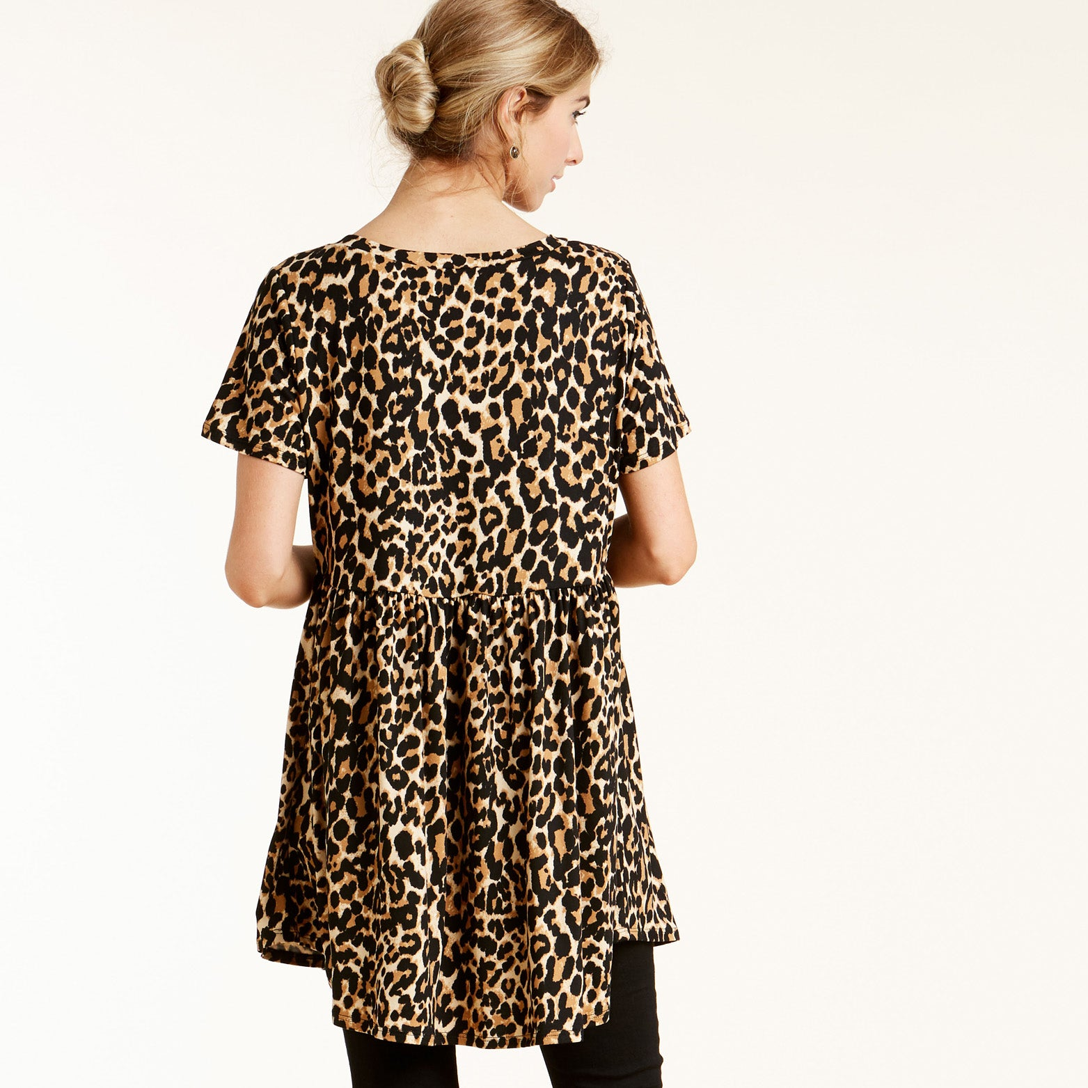 Wild Thing Tunic Top - Love, Kuza