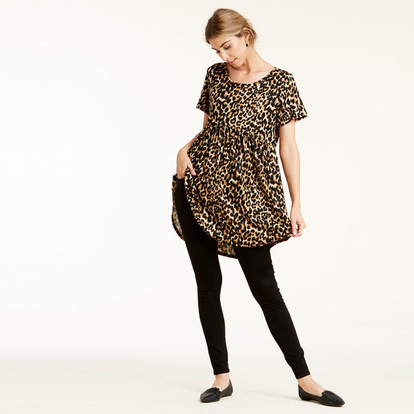 Wild Thing Tunic Top