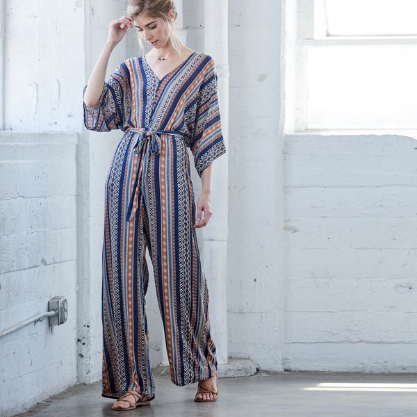 Tribal Delight Jumpsuit