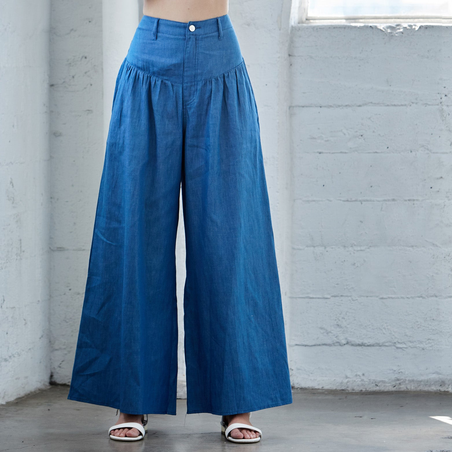Let Me Be Me Palazzo Pants - Love, Kuza