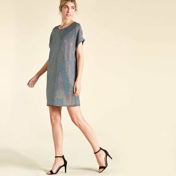 New You Shift Dress