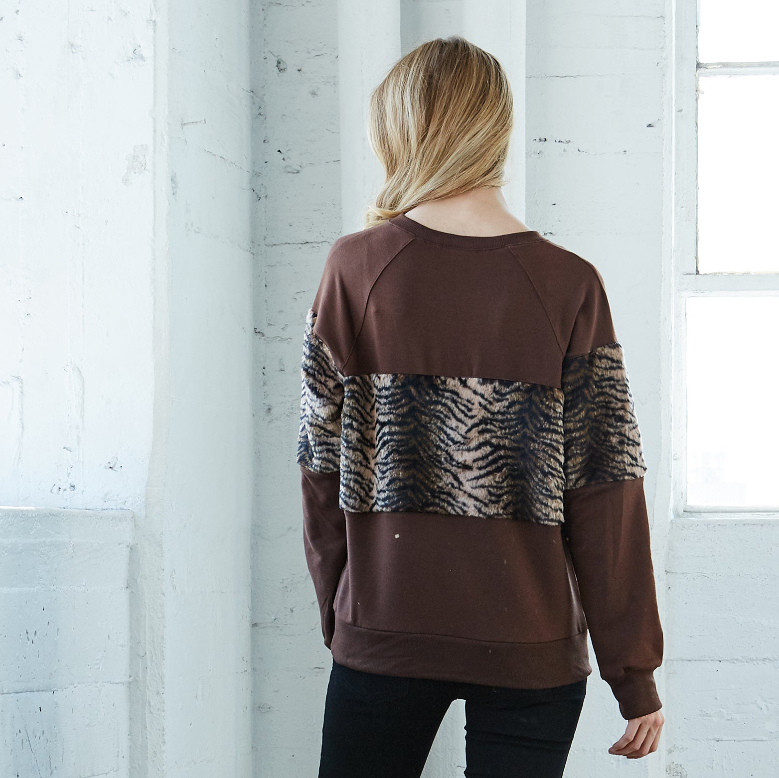 Wild Side Sweater